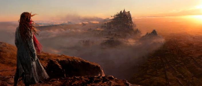 掠食城市 Mortal Engines (2018)